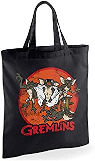 Gremlins Retro Group Tote Bag