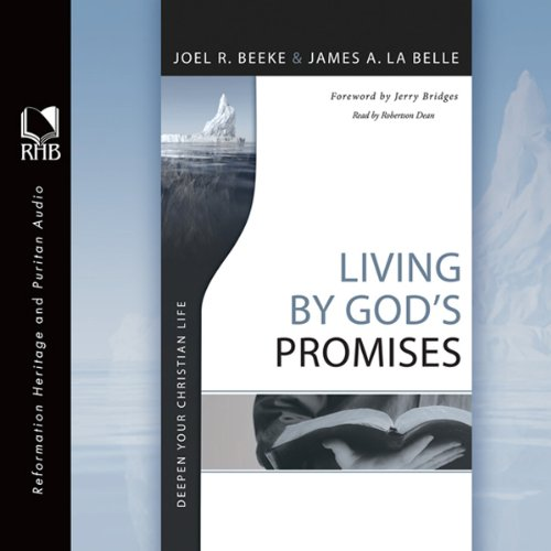 Living by God's Promises audiobook cover art