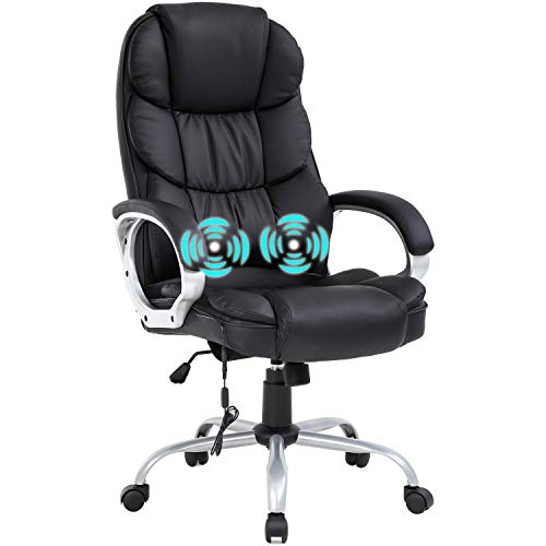 Our #5 Pick is the BestOffice Massaging Office Chair