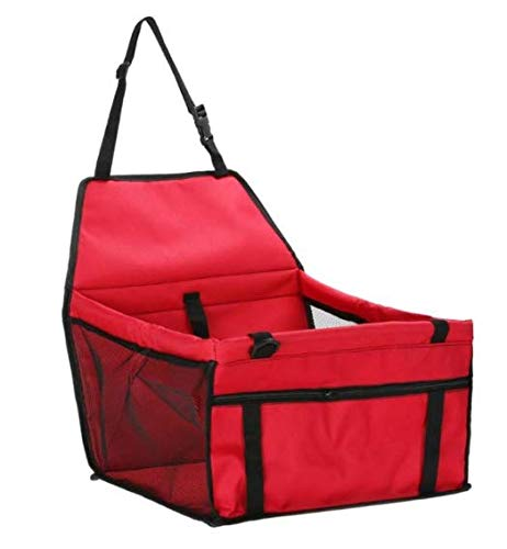 Almohadilla plegable para transporte de perros, bolsa impermeable para asiento de perro, cesta de transporte seguro, bolsa para cachorros de gato, asiento de coche para perros, productos para mascotas