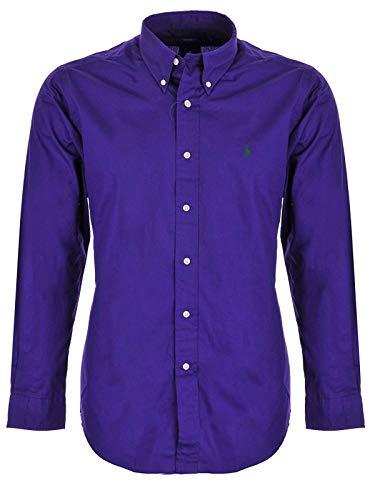Ralph Lauren Chemise Chemise pour Homme-Violet-Violet - Violet - Medium