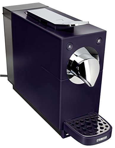 Cremesso Una Automatic Kaffeekapselmaschine, midnight blau