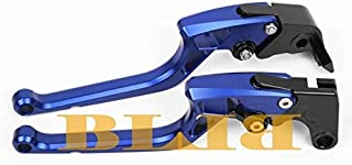 Accessories for Vespa LX 125 Touring (V2, 2010, ZAPM 68100) All Years CNC Motorcycle Foldable Extending/170mm Brake Clutch Levers Moto Lever