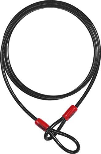 ABUS Unisex-Adult Zubehör Schlaufenseil Cobra 8/250, Lime, One Size