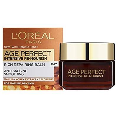 L'Oreal Paris Age Perfect Intensive Renourish Manuka Honey Day Cream for Mature & Dry Skin 50 ml from Loreal
