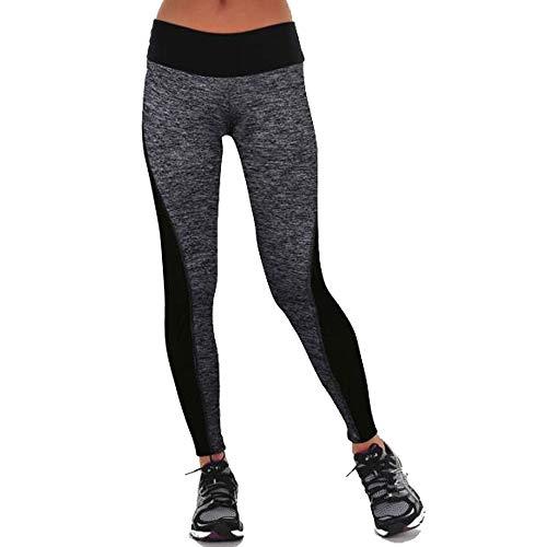 Cramberdy Damen Hosen, Sporthose Damen, Yogahosen für Damen Lang, Damen Workout Leggings Fitness Sport Gym Laufen Yoga Athletic Pants Strumpfhose Active Running Hosen Casual Workout Pants