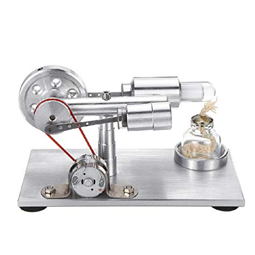 Mingtongli Motor-Modell Kinder Physik Elektronisches Lehrmittel Wissenschaft Experiment Motormodell Science Experiment Supplies Souvenirs