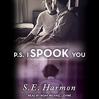 P.S. I Spook You audiobook cover art
