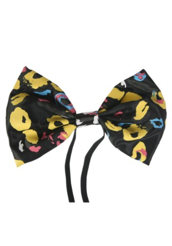 HMS Men's Mad Rabbit Bowtie, Multi, one size