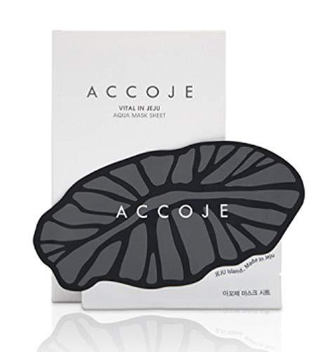 bester der welt K-Beauty ACCO JEVital im Jeju Aqua Mask Sheet, Vulkanmaske… 2021