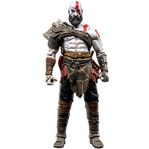 NECA God of War (2018) 7' Scale Action Figure, 7', Multi-Colored