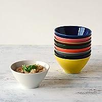 ごはん茶碗 Sサイズ 9color (ホワイト)