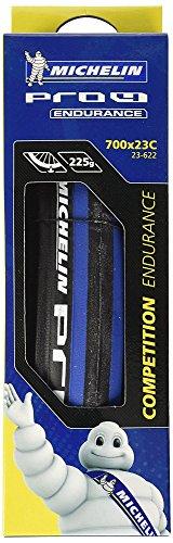 Michelin Pro-Endurance Cubierta Plegable, Azul, 700 x 23