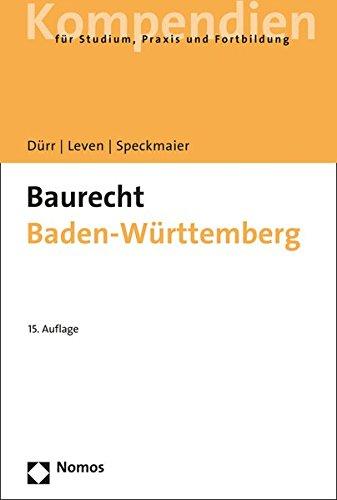 Baurecht Baden-Württemberg