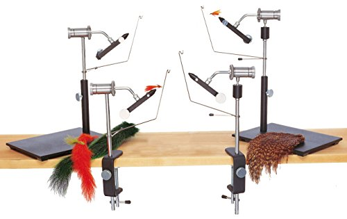 Snowbee Fly-Mate Fly-tying Clamp Vice Standard