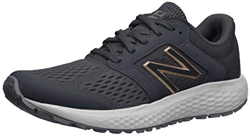New Balance Women's 520 V5 Running Shoe, Orca/Champagne/White, 9 M US