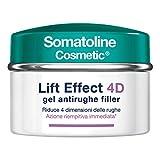 Somatoline Cosmetic - Lift Effect 4D Crema Antirughe Filler, 50 ml