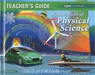 Foundations of Physical Science: Teacher's Guide