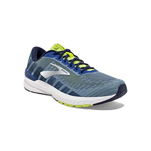 Brooks Ravenna 10, Zapatillas de Running para Hombre, Azul (Sodalite/Lime/Dark Navy 429), 46 EU