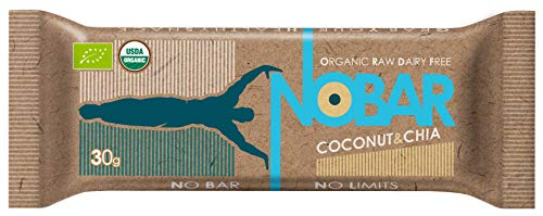 No Bar COCO & CHIA barres nutritionnelles &...
