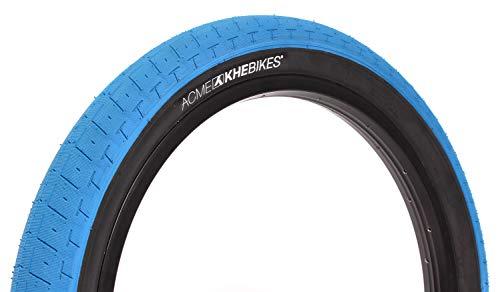 KHE Acme Street Park - Pneumatico BMX, 20' x 2,40', colore: Blu/Nero