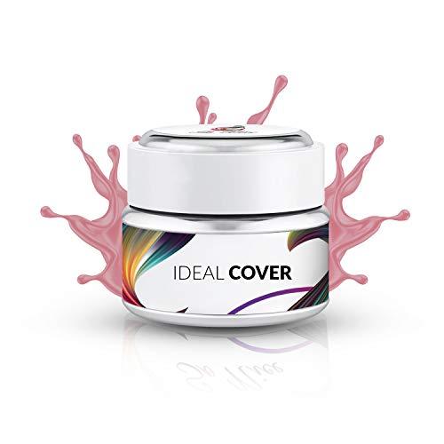 So Nice - Gel de relleno para uñas UV LED Ideal Cover, 30 g