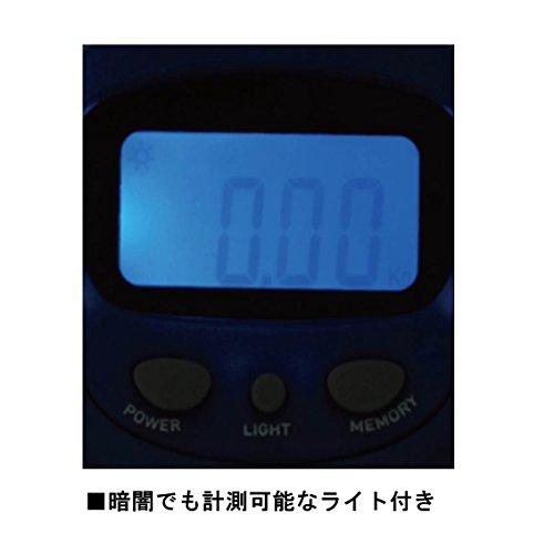 ダイワ(DAIWA)デジタルスケール25kgスケール936385