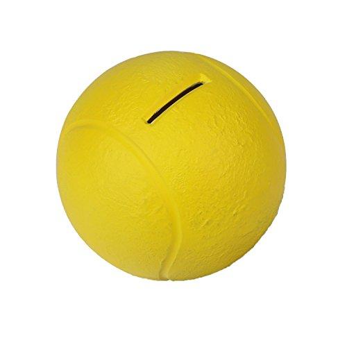 HMF 48910 Hucha Pelota de Tenis, Alcancía, Caja De Caudales, 10 cm
