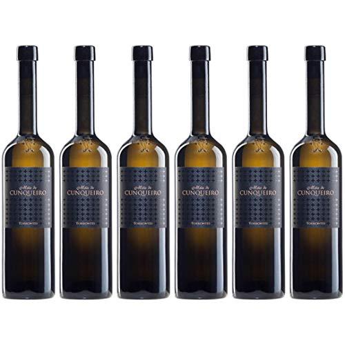 Máis De Cunqueiro Vino Blanco - 6 Botellas - 4500 ml