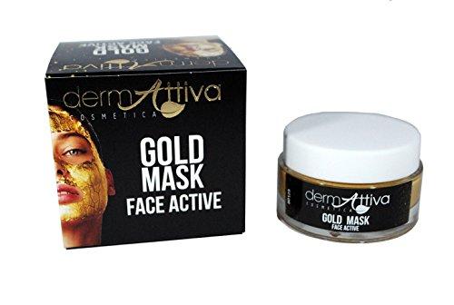 DermAttiva Gold Mask Face Active