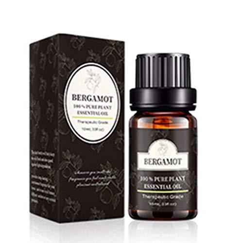 Logicstring Aceite Esencial Puro Sándalo Natural Ylang Natural 10 Ml Aceites Esenciales Puros Difusores De Aromaterapia Cuidado Fresco del Aire