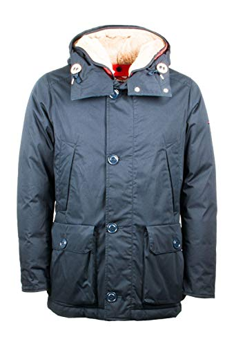 Holubar Parka New Oregon Dark Blue - L