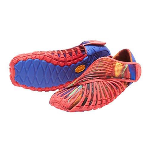 Zapatos De Cinco Dedos Furoshiki, Zapatillas De Cinco Dedos De Fondo Suave,...