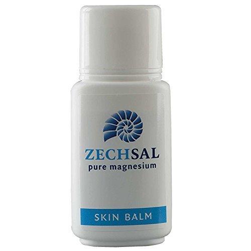 Zechsal Magnesiummilch - Haut Balsam (50 ml) Anwendung bei Pickel [Zechstein Magnesium + Dolomit + Teebaumöl]