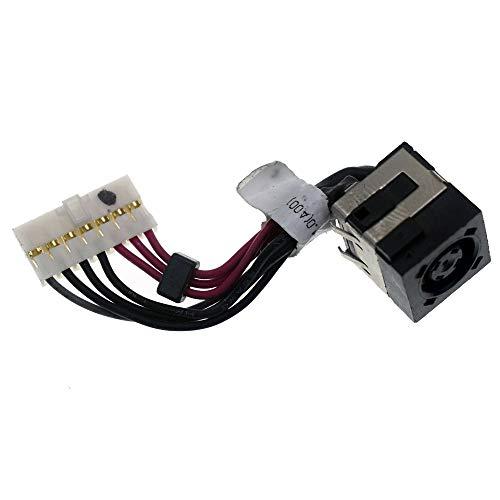 DREZUR DC_in - Conector de alimentación con arnés de cable compatible con...
