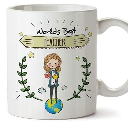 MUGFFINS (Taza en inglés) Teacher Original Mug cup