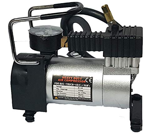 Mini Compresor Auto Heavyduty 12V 140 Cv