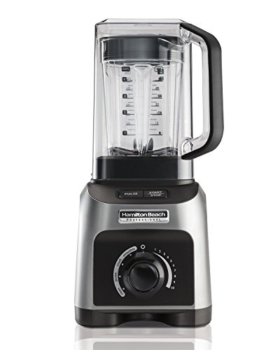 Hamilton Beach Professional Quiet Shield Blender, 1500W,...