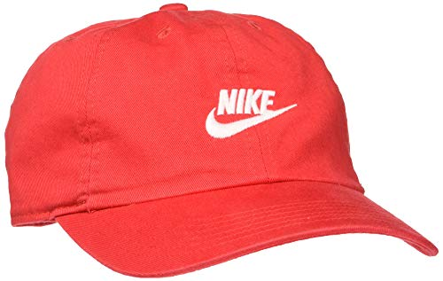 Nike Kinder Y NK H86 Cap Futura Hat, University red/(White), MISC