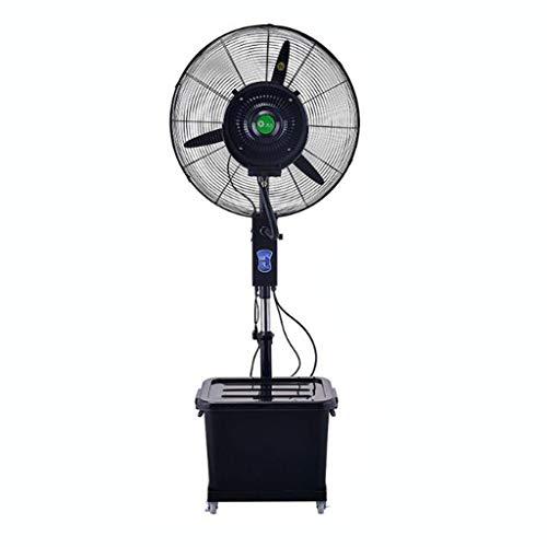 XFPINK Rocíe Ventilador Industrial 3er Engranaje Aire Acondicionado enfriamiento Ventilador de Piso...