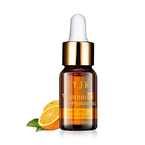 Sarpico Vitamin C Serum Hyaluronic Acid Brightening Skin Care Improve Dull Skin