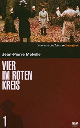 Vier im roten Kreis: SZ-Cinemathek Sèrie Noire Nr. 1
