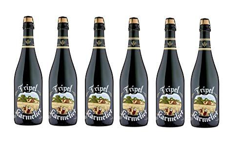 Tripel Karmeliet - Birra Belga [ 6 Bottiglie da 750 ml ]