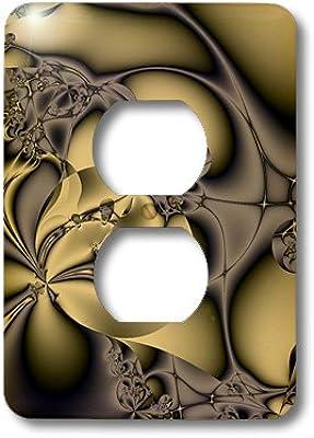 3dRose lsp/_80529/_6 Portrait Of A Dalmation Plug Outlet Cover