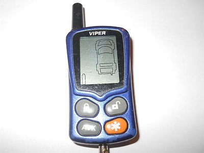 Viper ezsdei7701RPN 7701V/P/X OEM clave Fob de entrada sin llave coche remoto Alarma