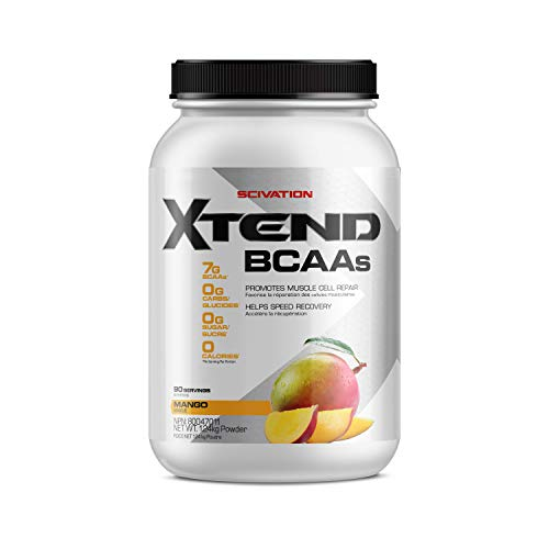 SCIVATION XTEND BCAA Mango 90 Servings, 124 g