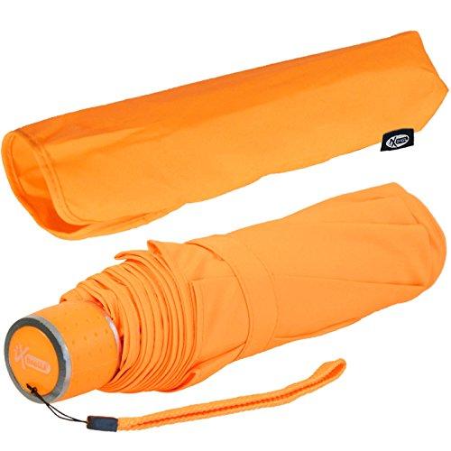 iX-brella Mini Ultra Light ombrello tascabile da donna, grande diametro, leggerissimo