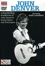 Cherry Lane John Denver Legendary Licks for Guitar