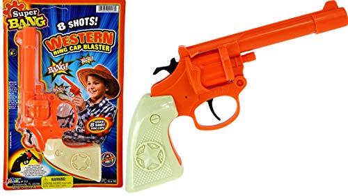 JA-RU Cap Gun Western Wild West Sup…