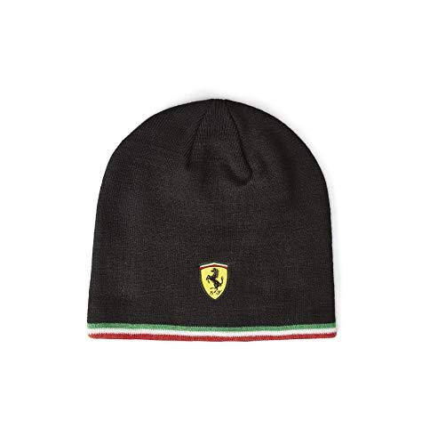 Scuderia Ferrari F1 Beanie schwarz